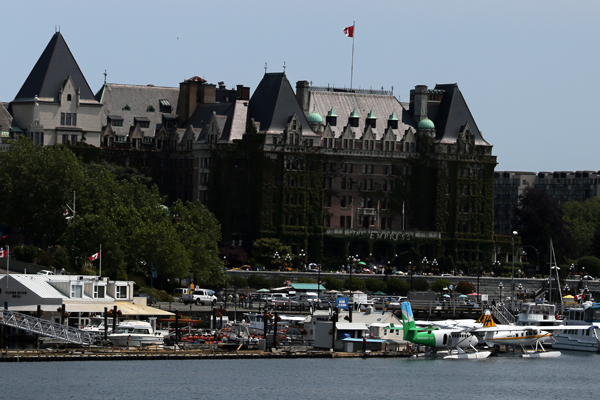 The Empress A Haunted Hotel West Coast Living Canada