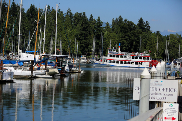 Coal Harbour In Vancouver West Coast Living Canada