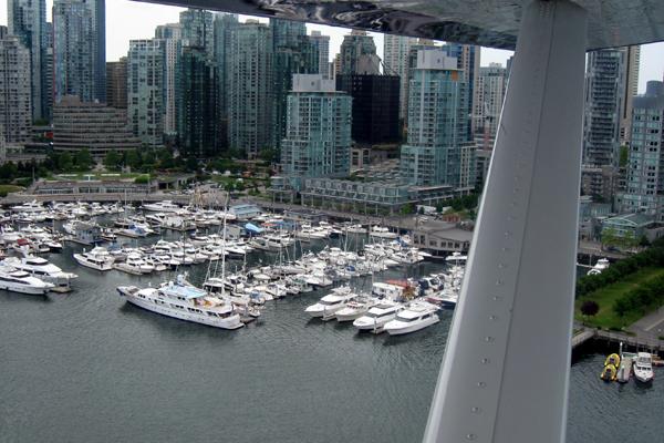 Coal Harbour Marina West Coast Living Canada