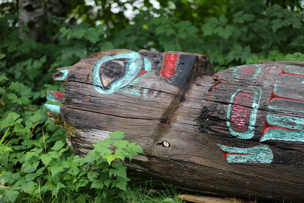 Totem Poles In Saxman Village West Coast Living Canada