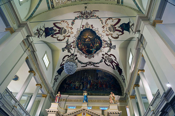 st louis cathedral in new orleans west coast living canada